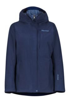 Women's Minimalist Comp Jacket, Arctic Navy, medium