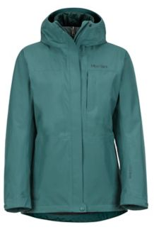 Women's Minimalist Component Jacket, Mallard Green, medium