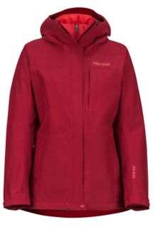 Women's Minimalist Comp Jacket, Sienna Red, medium