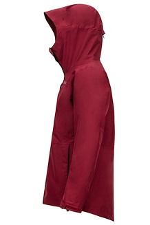 Women's Minimalist Component 3-in-1 Jacket, Claret, medium