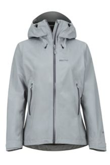 Women's Knife Edge Jacket, Grey Storm, medium