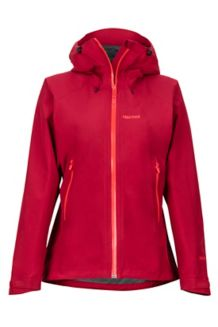 Women's Knife Edge Jacket, Sienna Red, medium