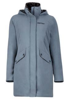 Wm's Edenmore Jacket, Steel Onyx, medium