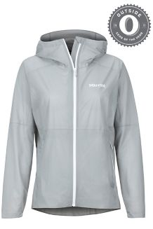 Women's Bantamweight Jacket, Grey Storm, medium