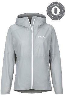 Women's Bantamweight Jacket, Grey Storm, medium