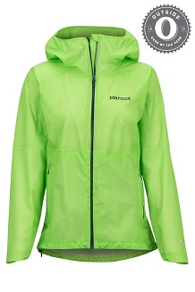 Women's Bantamweight Jacket, Vibrant Green, medium
