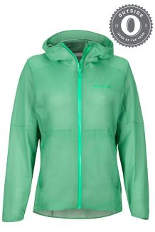 Women's Bantamweight Jacket, Double Mint, medium