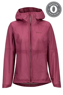Women's Bantamweight Jacket, Dry Rose, medium
