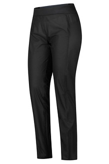 Women's Bantamweight Pants, Black, medium