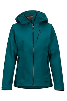 Women's Knife Edge Jacket, Deep Teal, medium