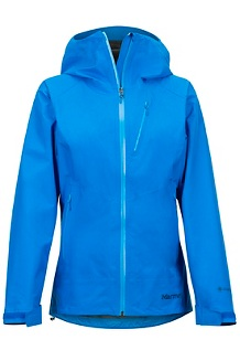 Women's Knife Edge Jacket, Clear Blue, medium