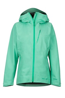 Women's Knife Edge Jacket, Double Mint, medium