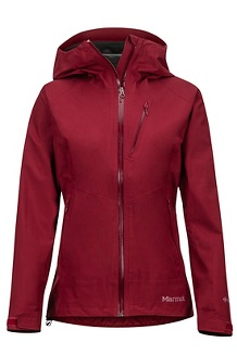 Women's Knife Edge Jacket, Claret, medium