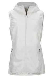 Wm's Furtastic Vest, Soft White, medium