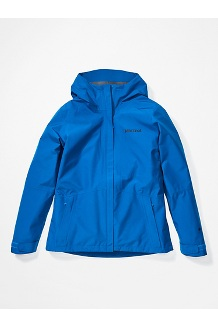 Women's Minimalist Jacket, Classic Blue, medium