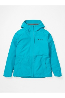 Women's Minimalist Jacket, Enamel Blue, medium
