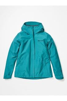 Women's Minimalist Jacket, Deep Jungle, medium
