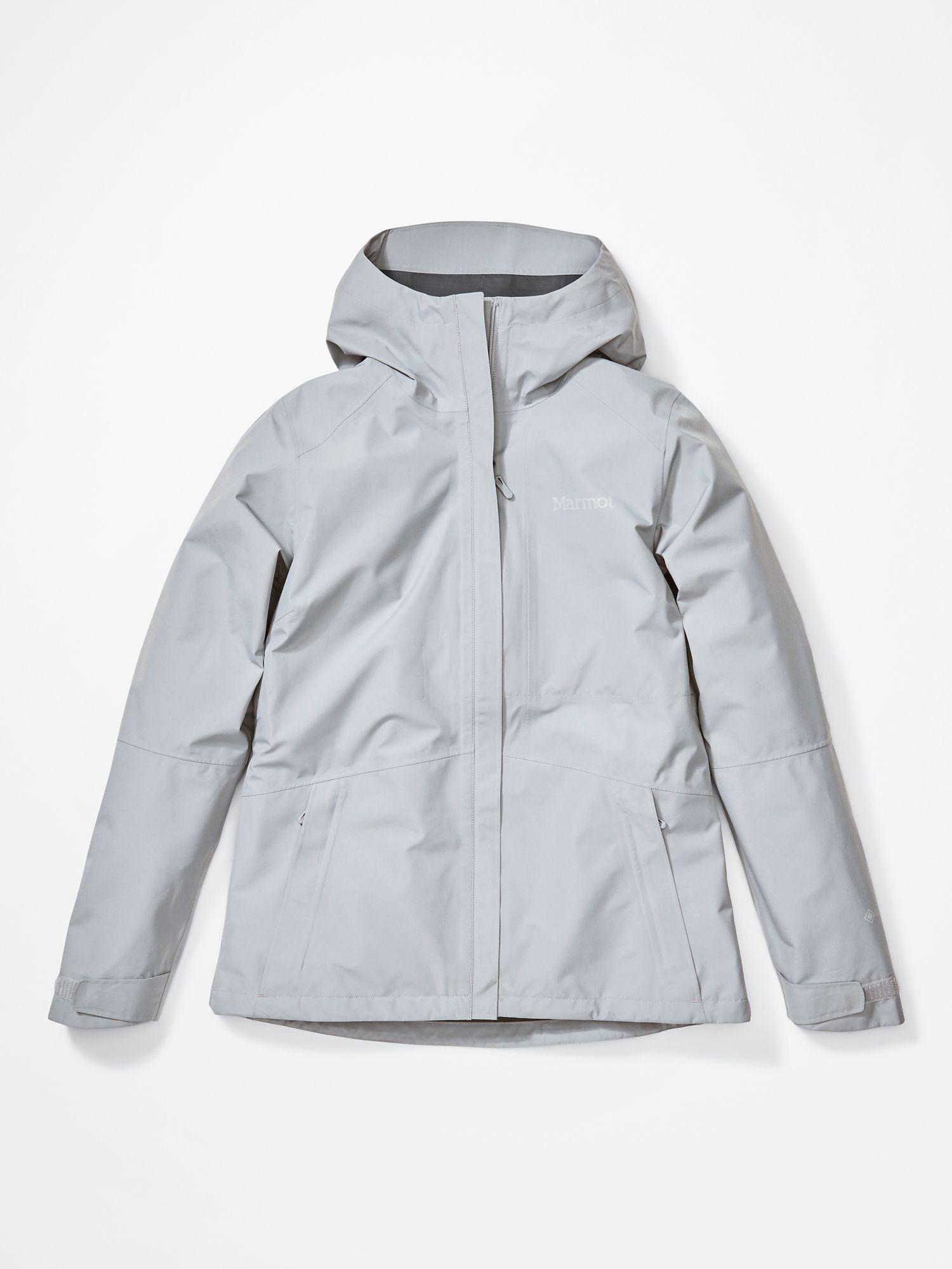 Women's Minimalist Jacket, Sleet, large
