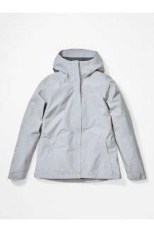 Women's Minimalist Jacket, Sleet, medium