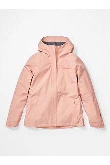 Women's Minimalist Jacket, Pink Lemonade, medium