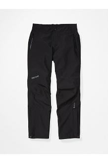 Women's Minimalist Pants, Black, medium