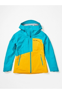 Women's Huntley Jacket, Solar/Enamel Blue, medium