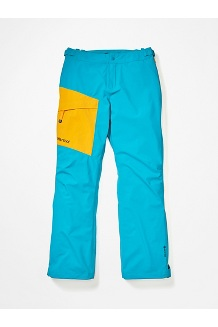 Women's Huntley Pants, Enamel Blue/Solar, medium