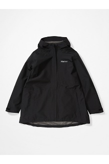 Women's Minimalist Jacket Plus, Black, medium
