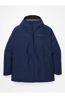Women's Minimalist Jacket Plus, Arctic Navy, medium