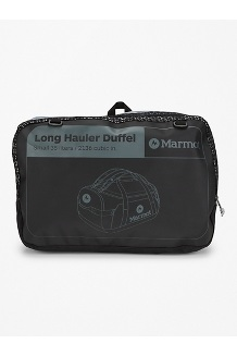 Long Hauler Duffel Bag - Small, Black, medium