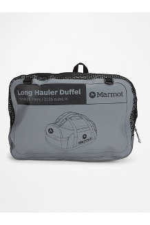 Long Hauler Duffel Bag - Small, Steel Onyx/Dark Steel, medium