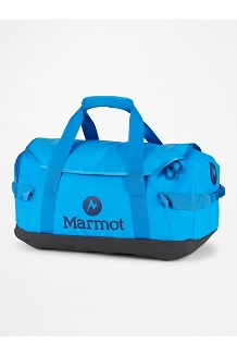 Long Hauler Duffel Bag - Small, Clear Blue/Dark Steel, medium
