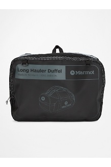 Long Hauler Duffel Bag - Medium, Black, medium
