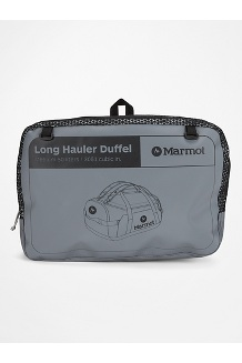 Long Hauler Duffel Bag - Medium, Steel Onyx/Dark Steel, medium