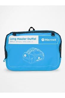Long Hauler Duffel Bag - Medium, Clear Blue/Dark Steel, medium