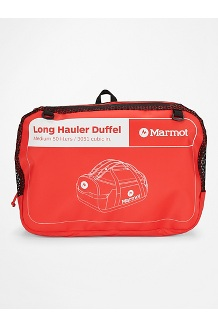 Long Hauler Duffel Bag - Medium, Victory Red, medium