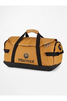 Long Hauler Duffel Bag - Medium, Scotch/Black, medium