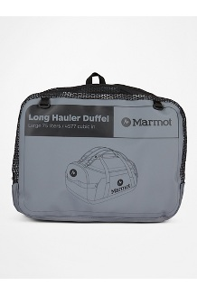 Long Hauler Duffel Bag - Large, Steel Onyx/Dark Steel, medium