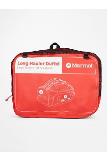 Long Hauler Duffel Bag - Large, Victory Red, medium