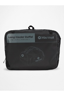 Long Hauler Duffel Bag - Extra Large, Black, medium