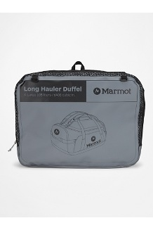 Long Hauler Duffel Bag - Extra Large, Steel Onyx/Dark Steel, medium