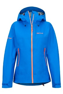 Women's Starfire Jacket, Clear Blue, medium
