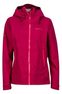Wm's Starfire Jacket, Sangria, medium