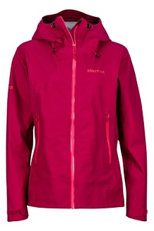 Women's Starfire Jacket, Sangria, medium