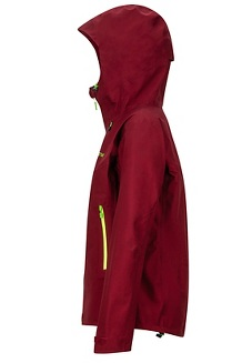 Women's Starfire Jacket, Claret, medium