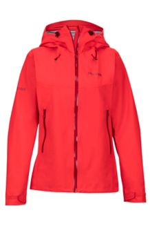 Women's Starfire Jacket, Scarlet Red, medium