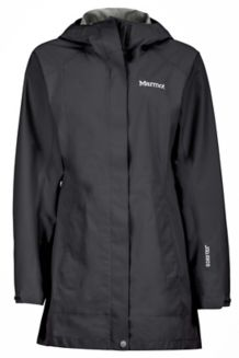 Wm's Essential Jacket, Black, medium