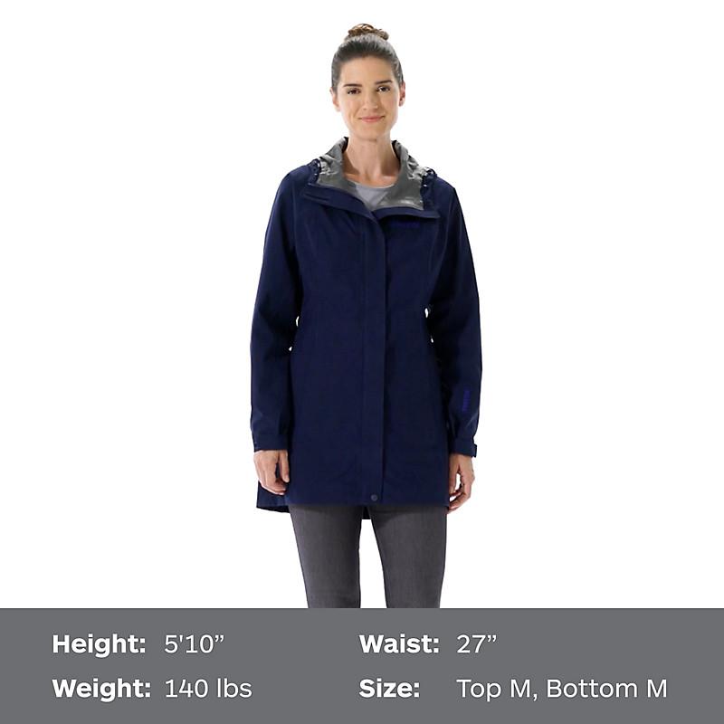 Wm's Essential Jacket