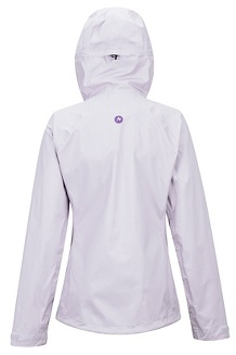 Women's PreCip Stretch Jacket, Lavender Aura, medium