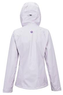 Women's PreCip Stretch Jacket, Lavender Aura, medium